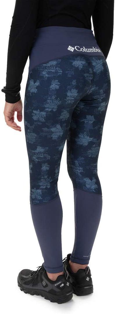 Columbia Damen Windgates Leggins 93/% Polyester//7/% Elasthan