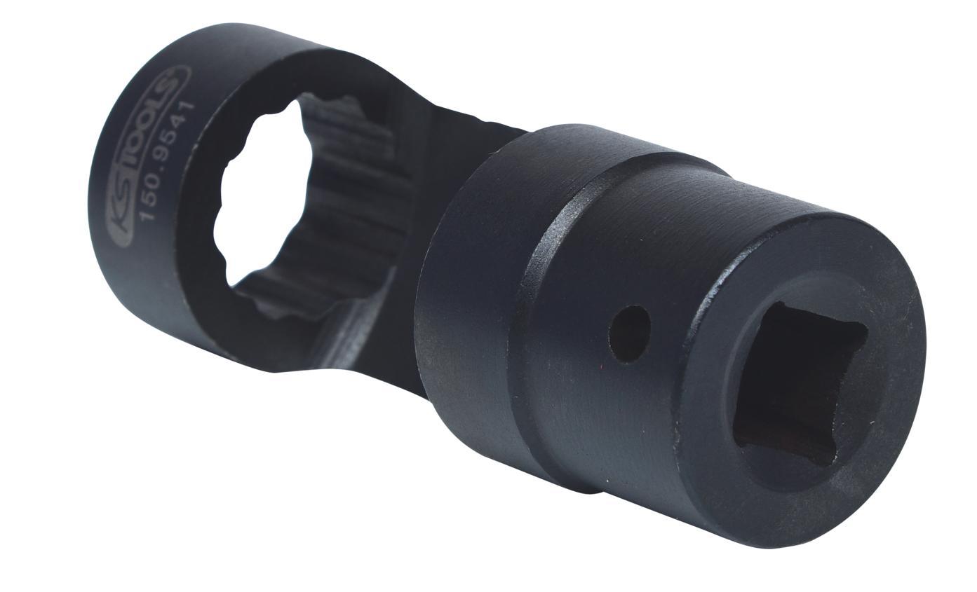 KS Tools 150.3021 Gegenhalter f/ür Federbeinverschraubung 21mm