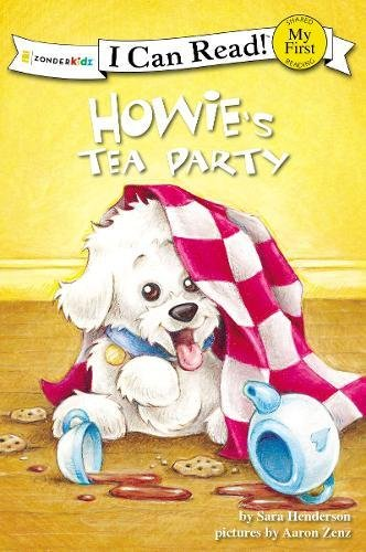 (Howie's Tea Party (I Can Read! / Howie)