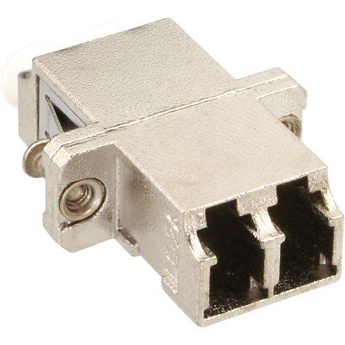 InLine 89989M Multimode Duplex LC//LC LWL Metal-Kupplung