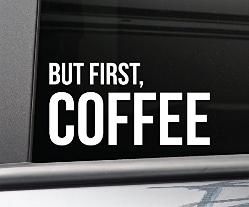 nyl Decal Laptop Car Truck Bumper Window Sticker, 7.5