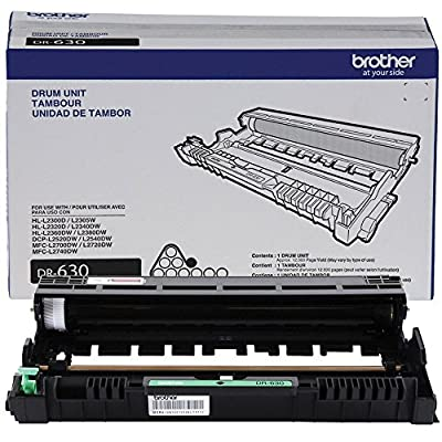 Brother DCP-L2540DW Drum Unit (OEM) made by Brother - Prints 12,000 Pages