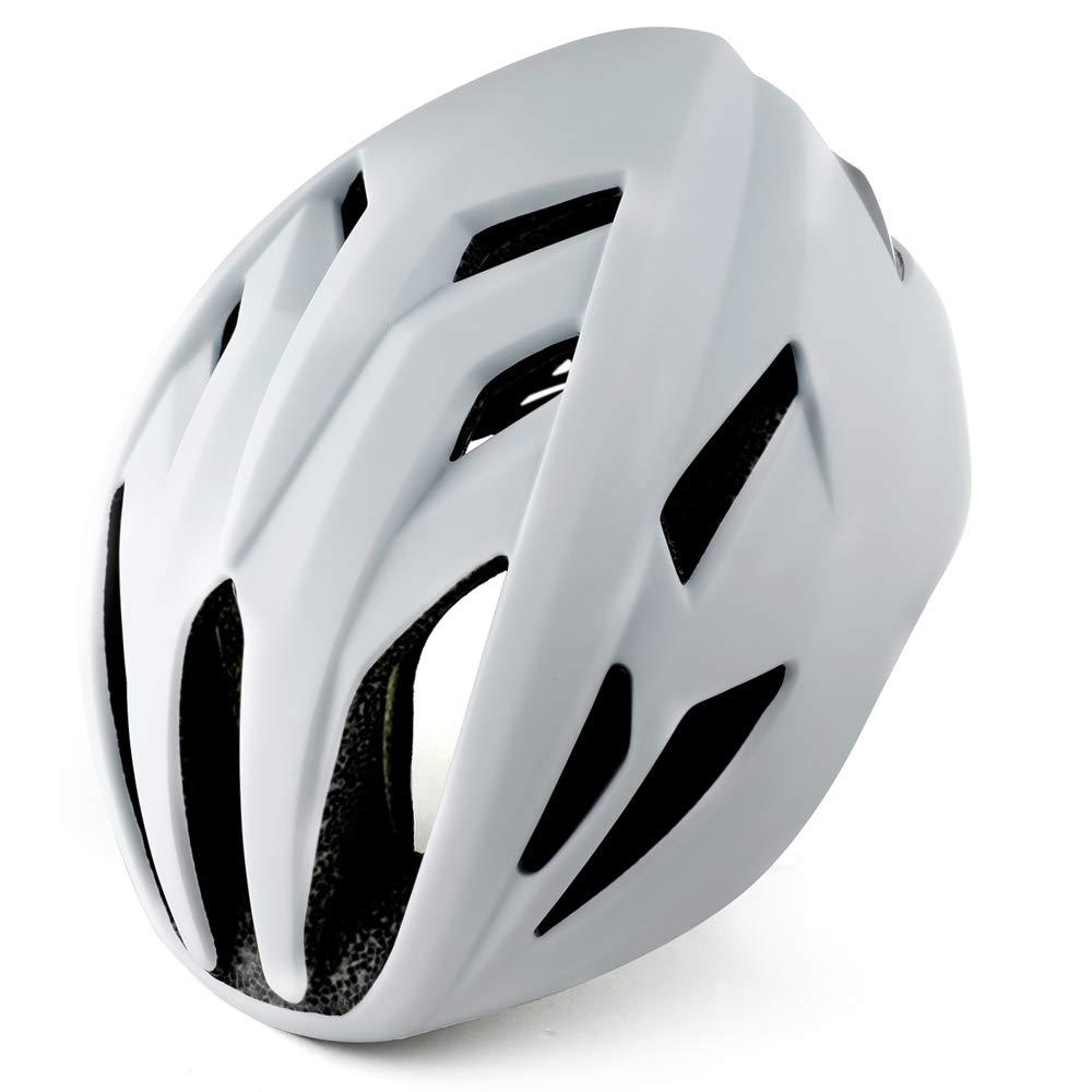 Base Camp ACE II Road Bike Helmet for Adult Cycling Black