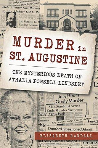 Murder in St. Augustine (True Crime) by Elizabeth Randall - In Augustine St Malls