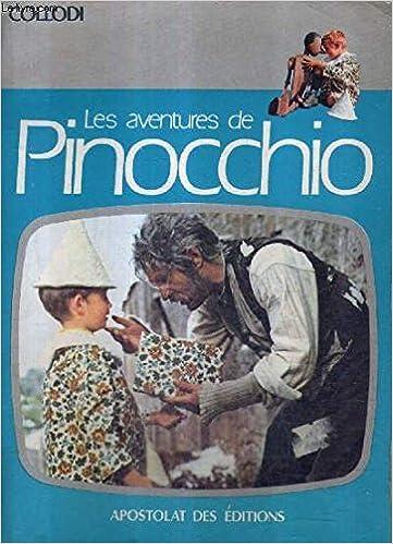 GRATUITEMENT 1972 DE TÉLÉCHARGER PINOCCHIO AVENTURES LES