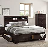 Product review for ACME Furniture Madison II 19560Q Queen Bed with Storage, Espresso