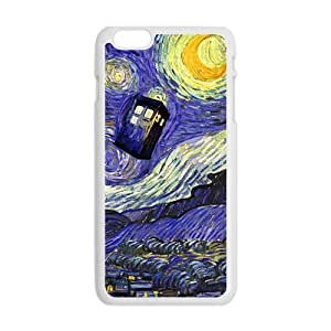 Van gogh starry night paintings Cell Phone Case for Iphone 6 Plus