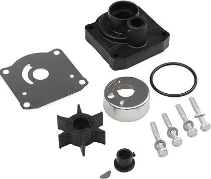 For Yamaha OEM Water Pump Impeller Repair Kit 25hp Outboards 61N-W0078-11-00 US