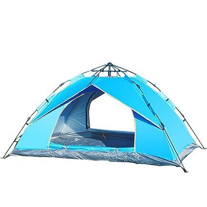 Ashuang Tente Air Personnes 4 3 De Camping En Plein Double R3AjL54q