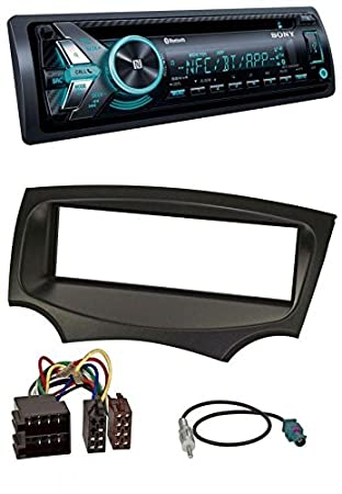 Sony Cd Mp Usb Aux Bluetooth Car Radio For Ford Ka  Onwards