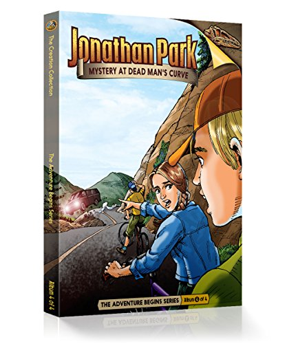 Jonathan Park The Adventure Begins #4: Mystery at Dead Man's Curve