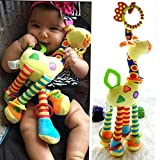 Ripe Mango Boutique Baby Teether Toys Giraffe Rattle