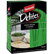 Fantastic Delites Sour Cream And Chives 100gm