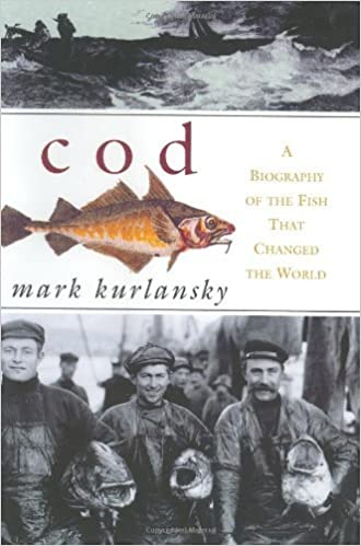 cod a biography of the fish that changed the world audiobook