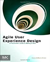 Agile User Experience Design Front Cover