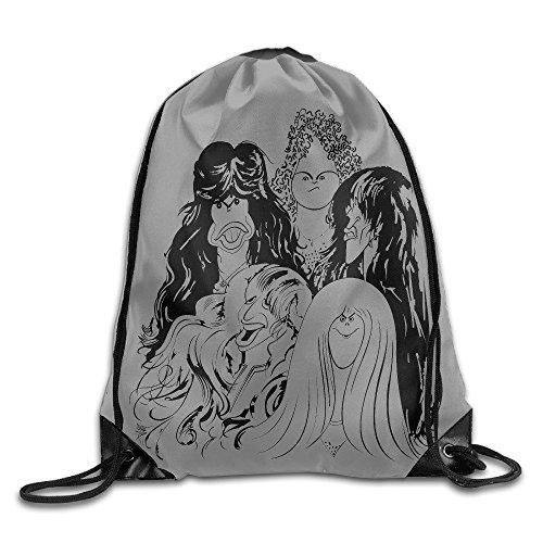 MaNeg Aerosmith Gym Drawstring Backpack&Travel - Prada Bag Latest