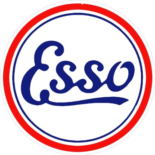 Esso Oil - Victory Vintage Signs ESSO Motor Oil and Gas Station Reproduction Sign