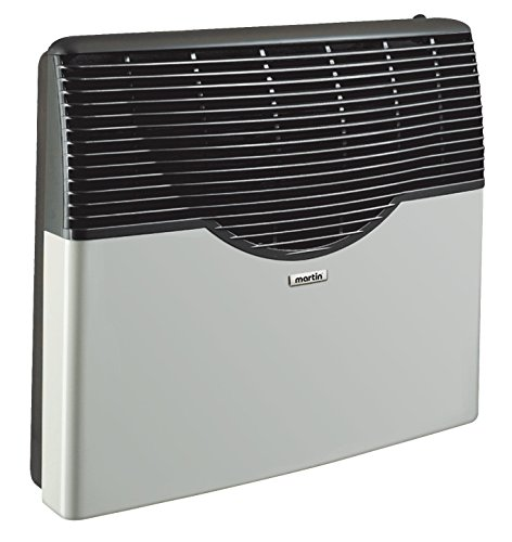 Martin Direct Vent Propane Wall Thermostatic Heater 20,000 Btu, Indoor