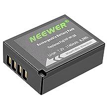 Neewer 1140mAh Replacement Li-ion Battery for Fujifilm W126,Fit Fujifilm FinePix X100F X-T10 X-Pro1 X-Pro2 HS30EXR HS35EXR HS50EXR X-A1 X-A2 X-A3 X-E1 X-E2 X-E2S 1 X-M1 X-T2 Digital Camera (UL Listed)