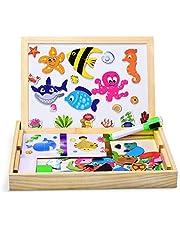 Educational Magnetic Board - Montessori Toys