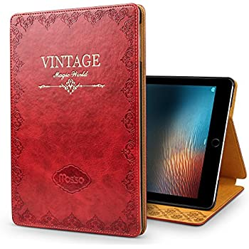Amazon Com Twelve South Bookbook For Ipad Red Vintage