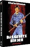 Das Gesetz bin ich (Mr. Majestyk) - UNCUT - 2-Disc Limited Collector's Edition Nr. 11 (Blu-ray + DVD) - Limitiertes Mediabook auf 333 Stück, Cover C