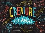 Creature Clash! Mix and Match Coloring Book, Angie Panian and Tyler Panian, 1452112673