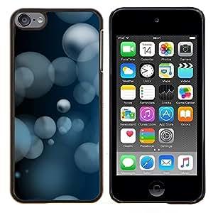 For Apple iPod Touch 6 6th Touch6 Case , Abstracto creativo HD- Diseño Patrón Teléfono Caso Cubierta Case Bumper Duro Protección Case Cover Funda