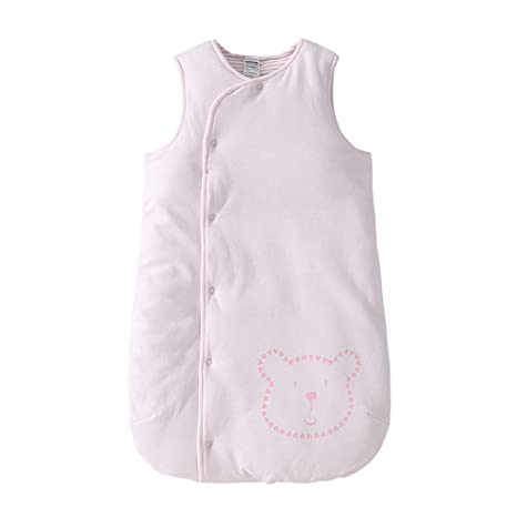 JSIHENA Invierno Saco Dormir Algodón Espesador Anti-Kick para Bebés Es Un Saco De Dormir