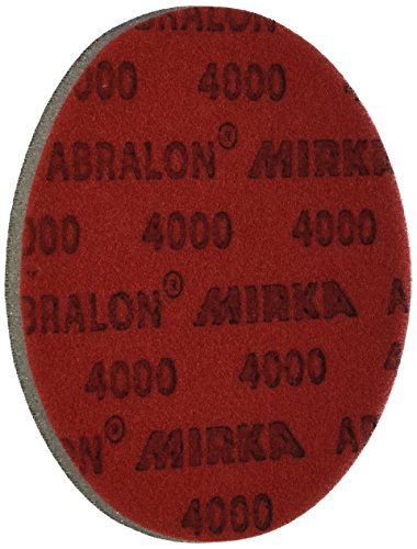 mirka-8a-241-4000-abralon-6-4000-grit-foam-backed-velcro-hook-loop-polishing-buffing-discs-8a-203-4000-box-of-20-discs