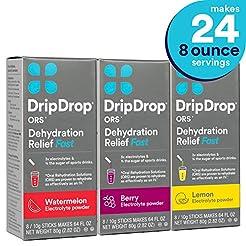 DripDrop Ors Dehydration Relief fast Ele...
