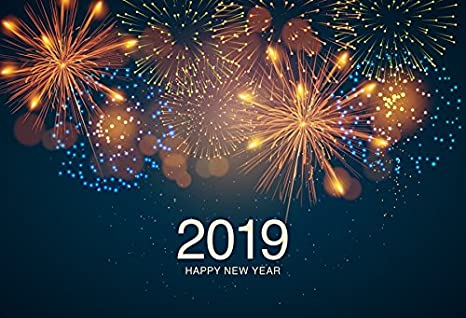 2019 happy new year photography backdrop photo background yeele 10x65ft new year