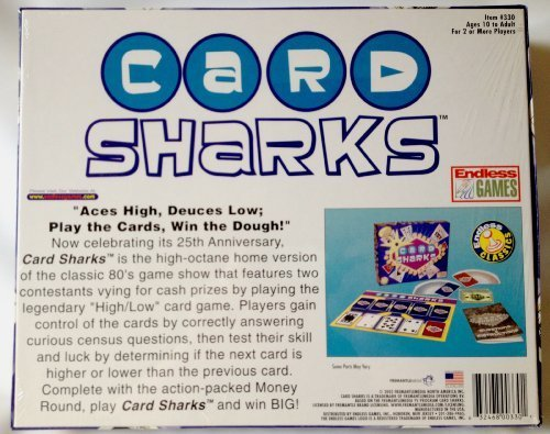 Card Sharks Game