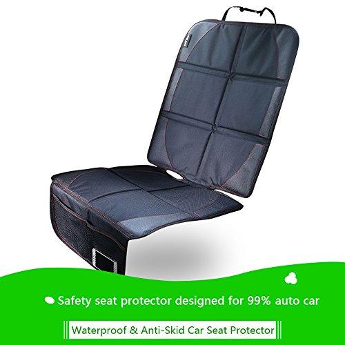 mat for car seat base - 9