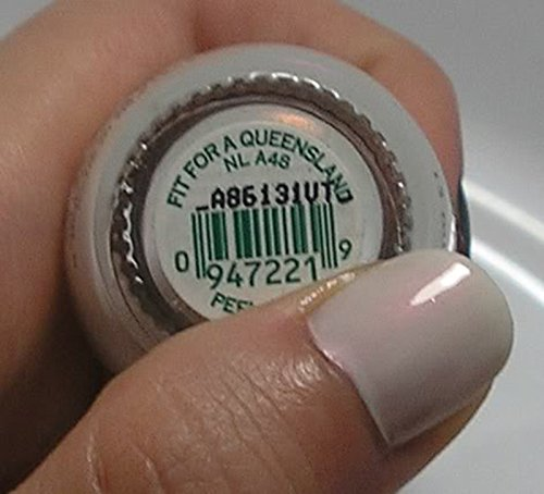 FIT FOR A QUEENSLAND A48 Nail Polish 0.5 fl OZ
