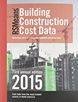 RSMeans Building Construction Cost Data