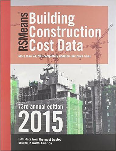 Amazon com: RSMeans Building Construction Cost Data (RSMeans
