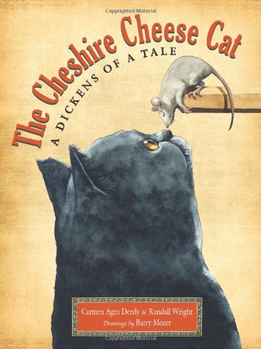The Cheshire Cheese Cat: A Dickens of a Tale -