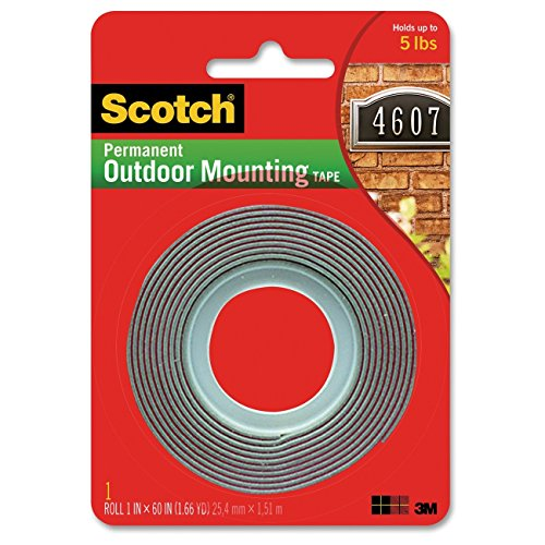 3m permanent double sided tape - 1