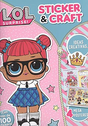 LOL Surprise! Sticker & craft