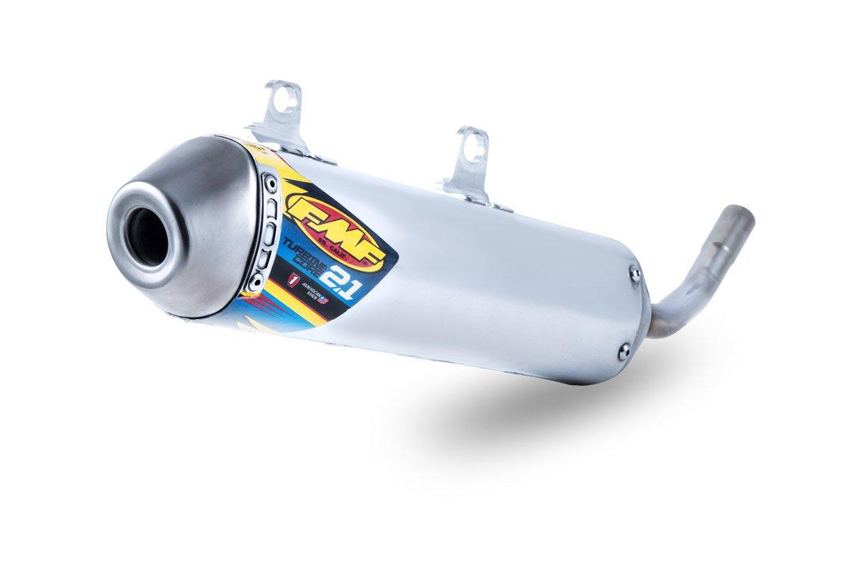 FMF Racing 025210 TurbineCore 2.1 Spark Arrestor Silencer