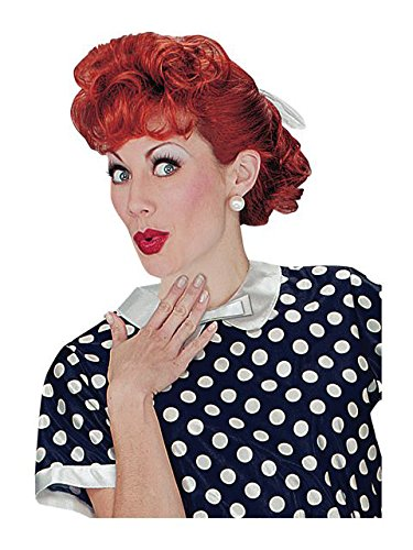 I Love Lucy Wig (I Love Lucy Wig for Adults)