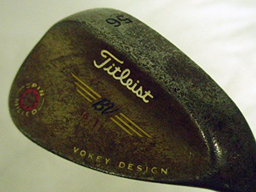 Titleist Vokey Spin Milled Oil Can 2009 Sand Wedge 56 11 (Steel) Golf ()