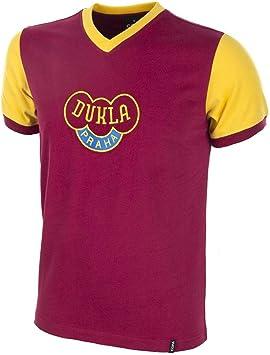 COPA Football - Camiseta Retro Dukla Praga años 1960: Amazon.es: Deportes y aire libre