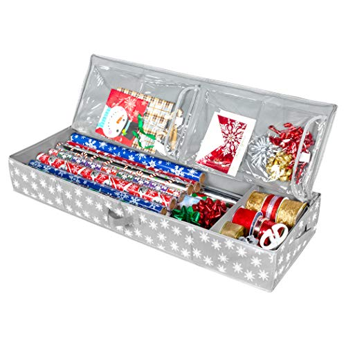 Christmas Storage Organizer Wrapping