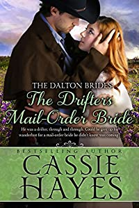 The Drifter's Mail-order Bride by Cassie Hayes ebook deal