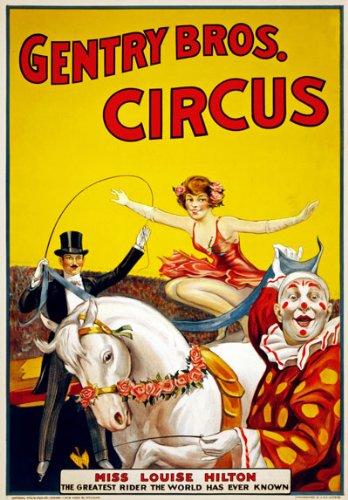 TZ70 de la nobleza Bros los mundos mejor jinete de circo de ...