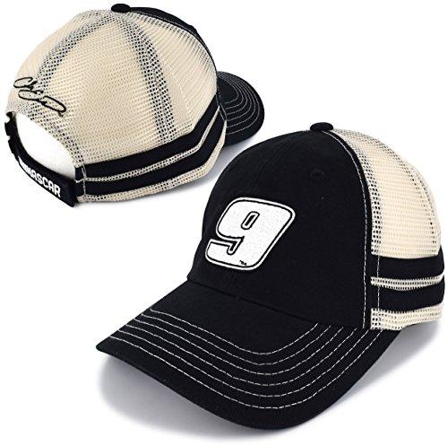 Chase Elliott #9 Nascar 2018 VintageTrucker Mesh Hat / Cap