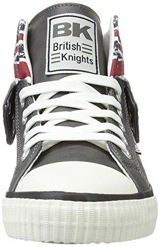 Scarpa da Grey British Grau Alta Dk Knights Union Jack Adulti Unisex I8Ipx5wq