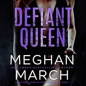 Defiant Queen Audiobook